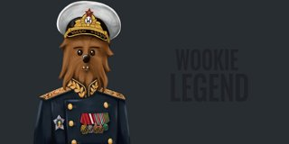 Profile banner for wookie_legend