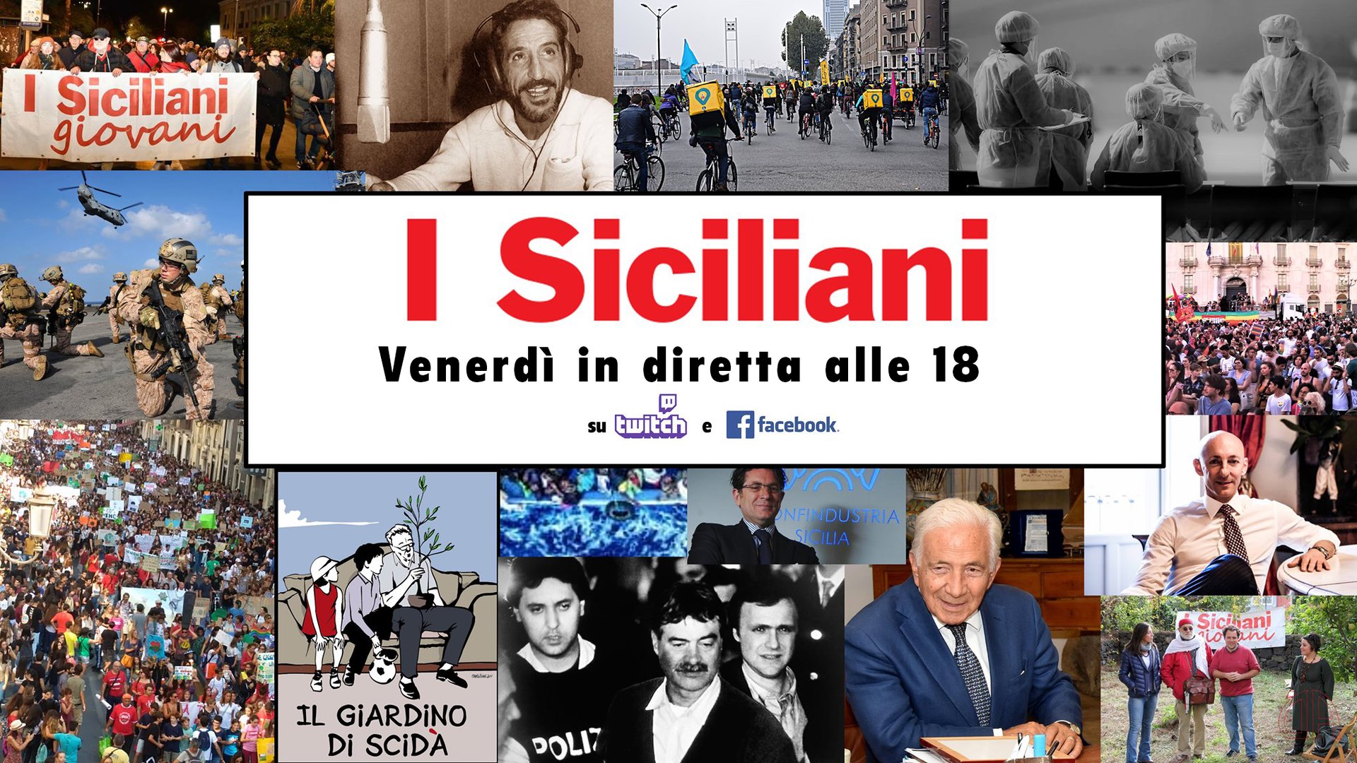 Twitch stream of ISicilianiGiovani