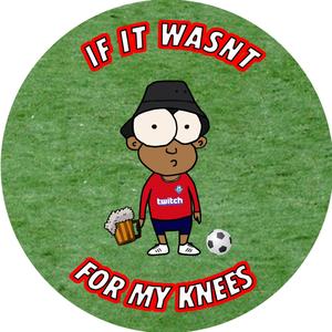 IfItWasntForMyKnees Logo
