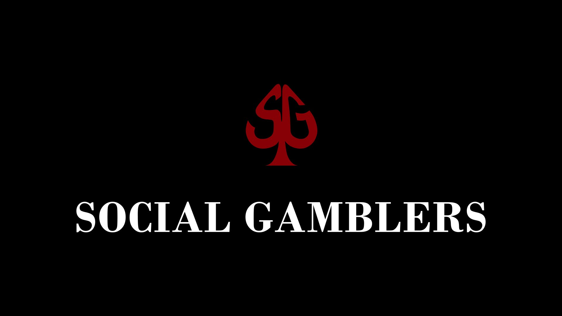 Twitch stream of SocialGamblers