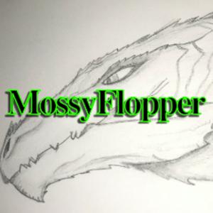 MossyFlopp3r Logo