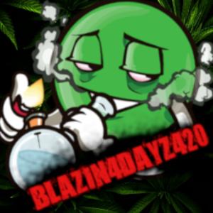 Blazin4Dayz420 Logo