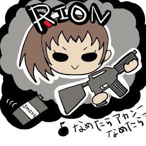 rion_m Logo