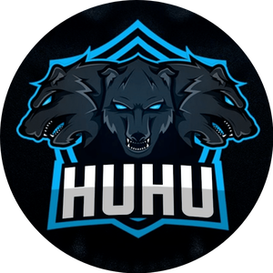HuhuGaming_ logo