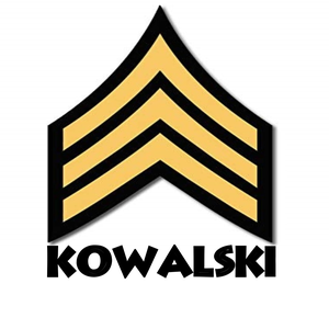 Sgt_Kowalski81 Logo