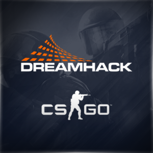LIVE: Gambit vs AGO - DreamHack Open - Decider Match BO3 - Group A