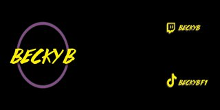 Profile banner for beckyb