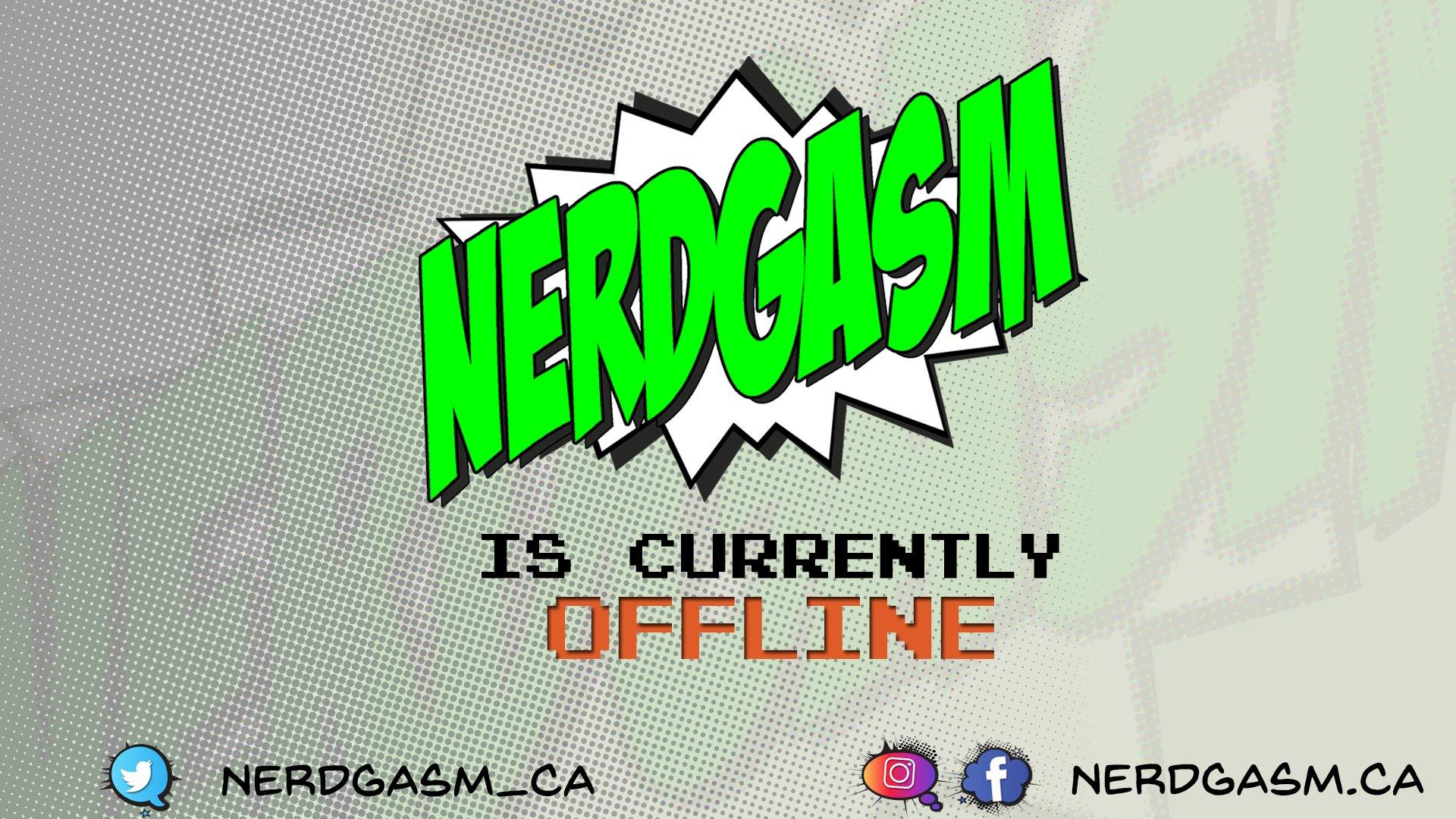 Twitch stream of Nerdgasm_CA
