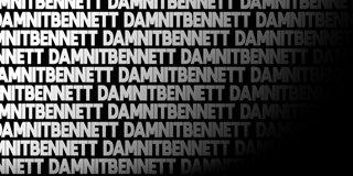 Profile banner for damnitbennett