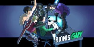 Profile banner for bionisguy