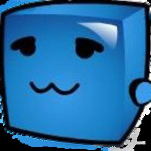 evilblue210 Logo