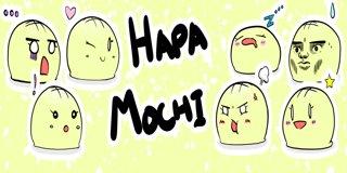 Profile banner for hapamochi