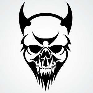 satangunslinger Logo