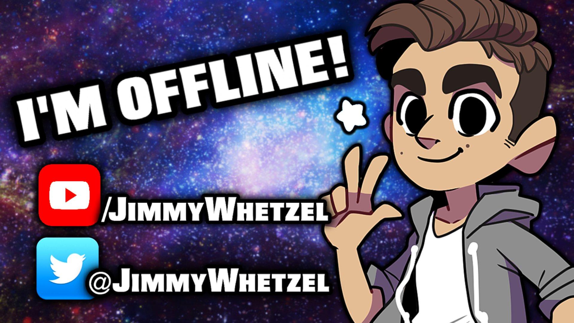 Twitch stream of JimmyWhetzel