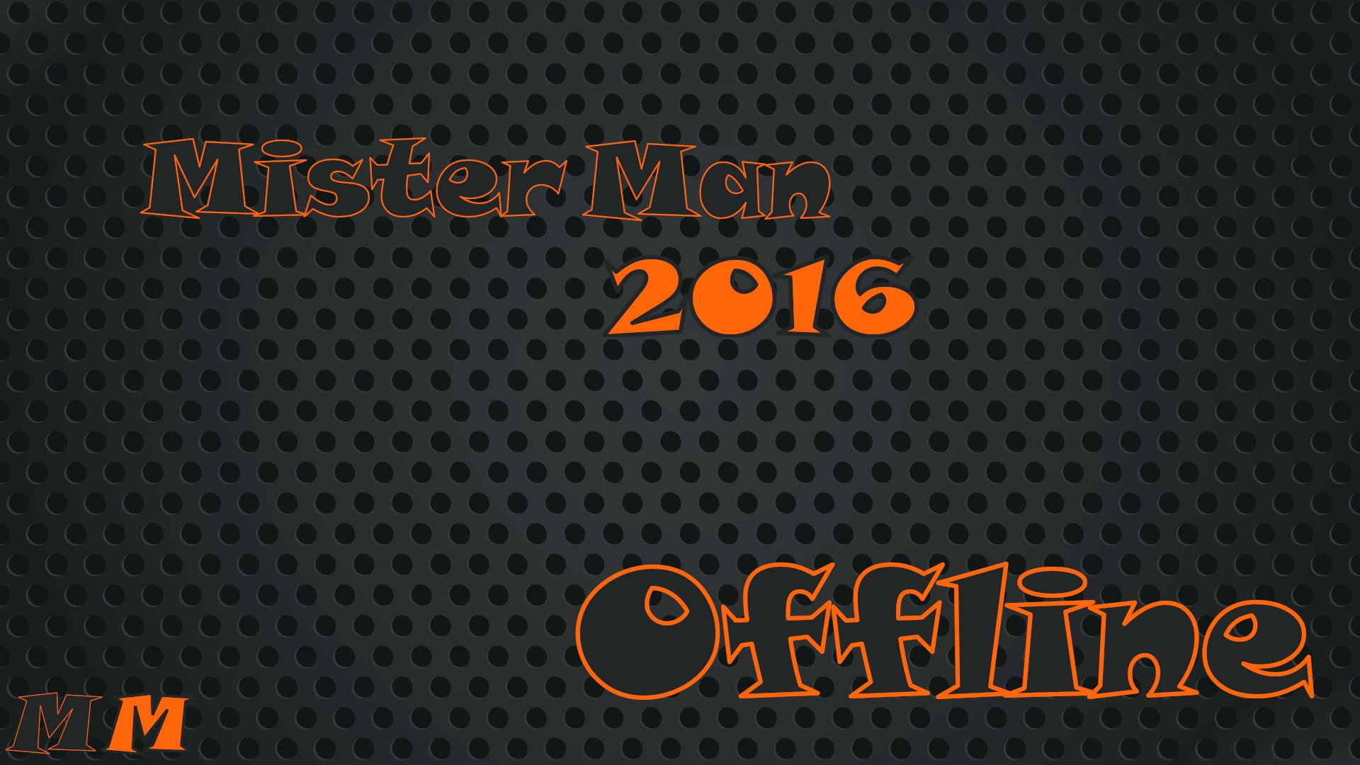 Twitch stream of MisterMan2016