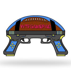 wtfgamepad Logo