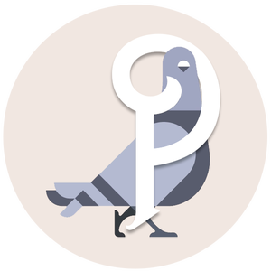 LGFPigeon Logo