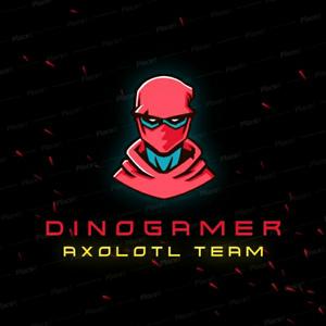 dinogamer39 Logo