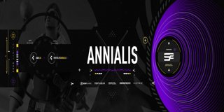 Profile banner for annialis