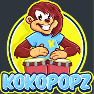 Kokopopz Logo