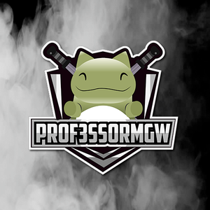 Prof3ssorMGW Logo
