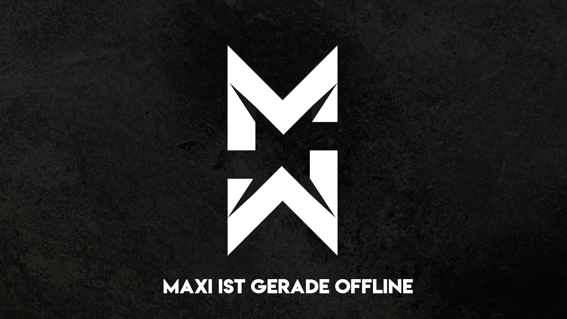 Twitch stream of Maxi