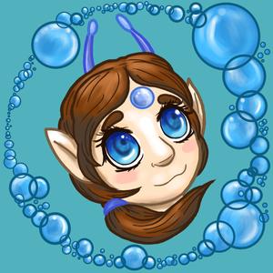 Waterproof_Bubbles Logo