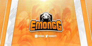 Profile banner for emongg