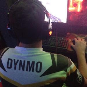 dynmoj Logo