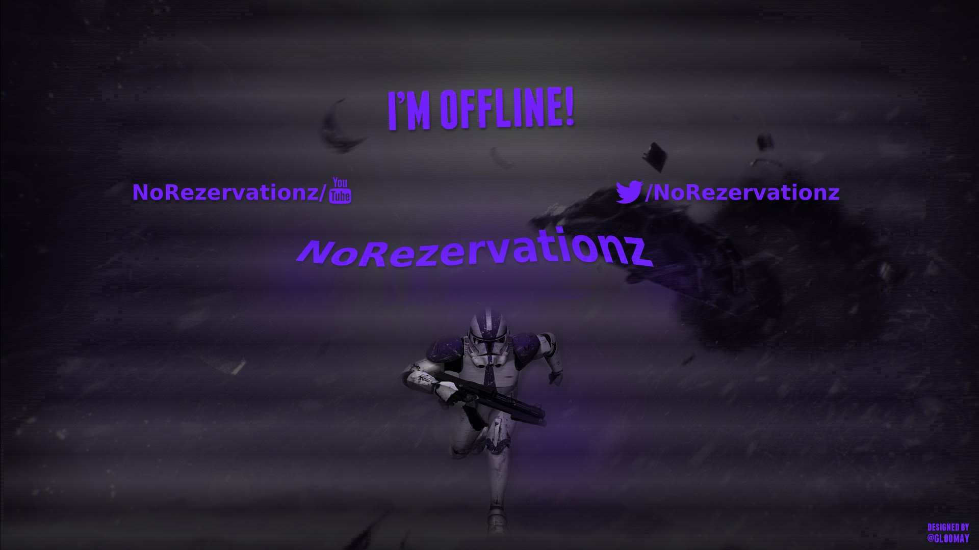 Twitch stream of NoRezervationz