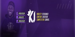 Profile banner for kingjae