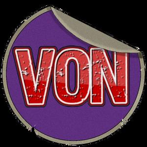 vonstickers Logo