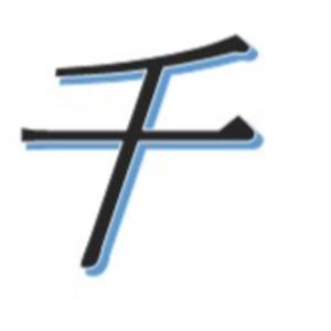 千詠 Logo