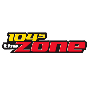 1045thezone Logo