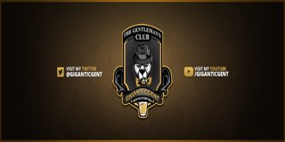 Profile banner for giganticgent