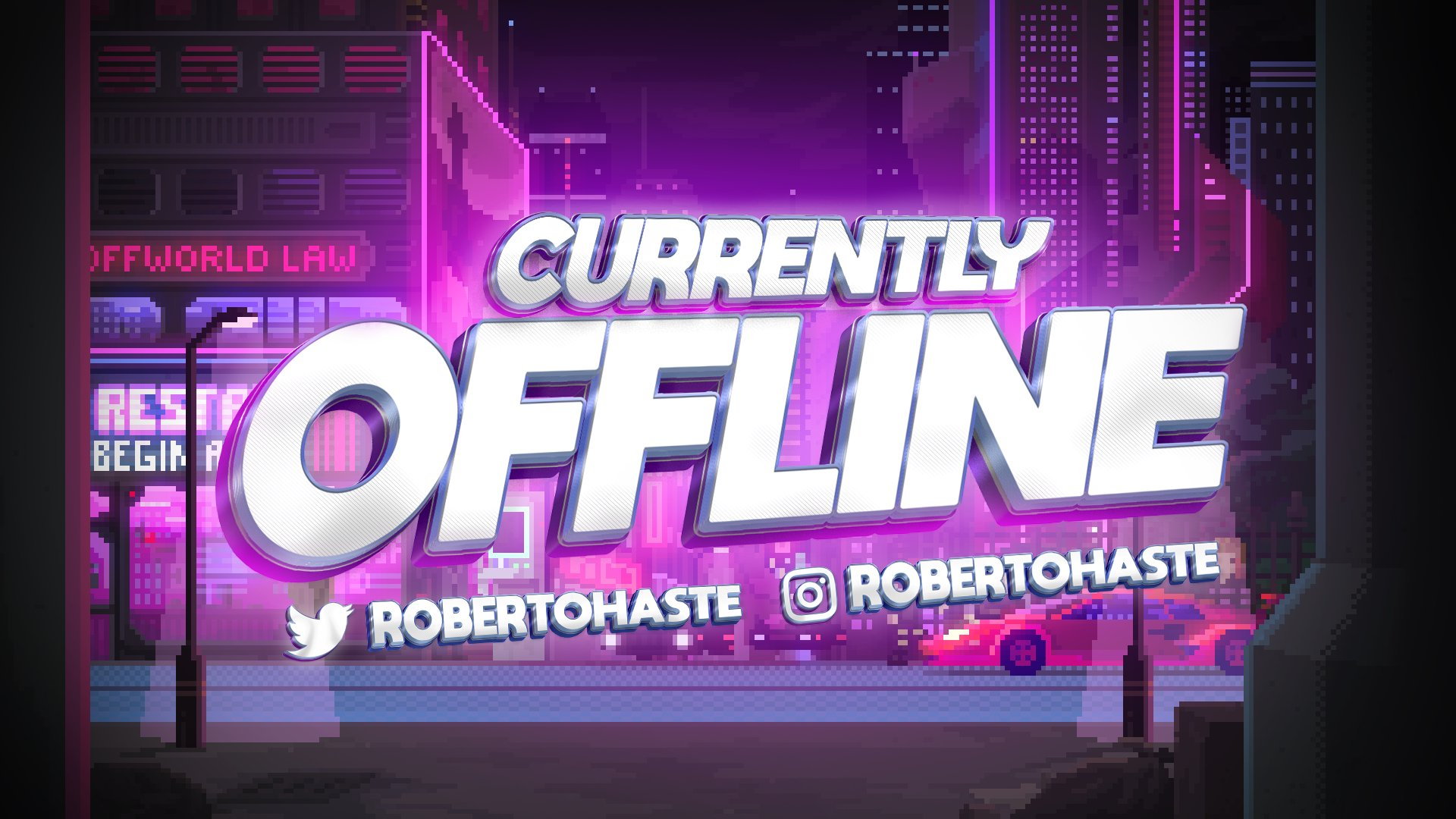 Twitch stream of RobertoHaste