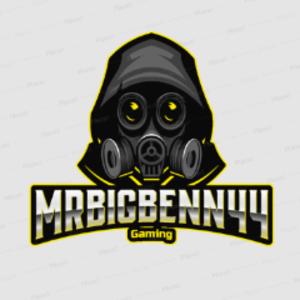 MrBigBenn44 Logo