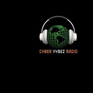 CyberVybezRadio's Twitch Logo
