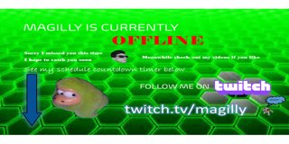 Profile banner for magilly