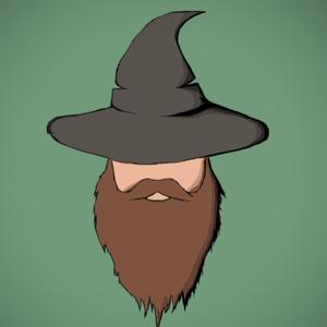Merlin_Da_Wizard Logo
