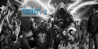 Profile banner for hackerlou1