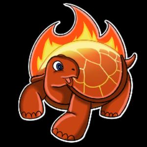 Turtle0nFire Logo