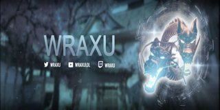 Profile banner for wraxu