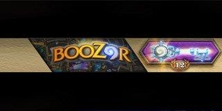 Profile banner for boozor