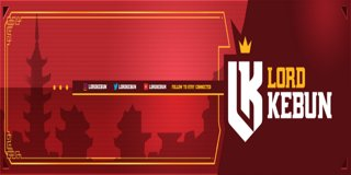 Profile banner for lord_kebun