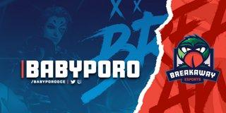 Profile banner for babyporo