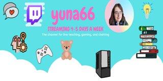 Profile banner for yuna66