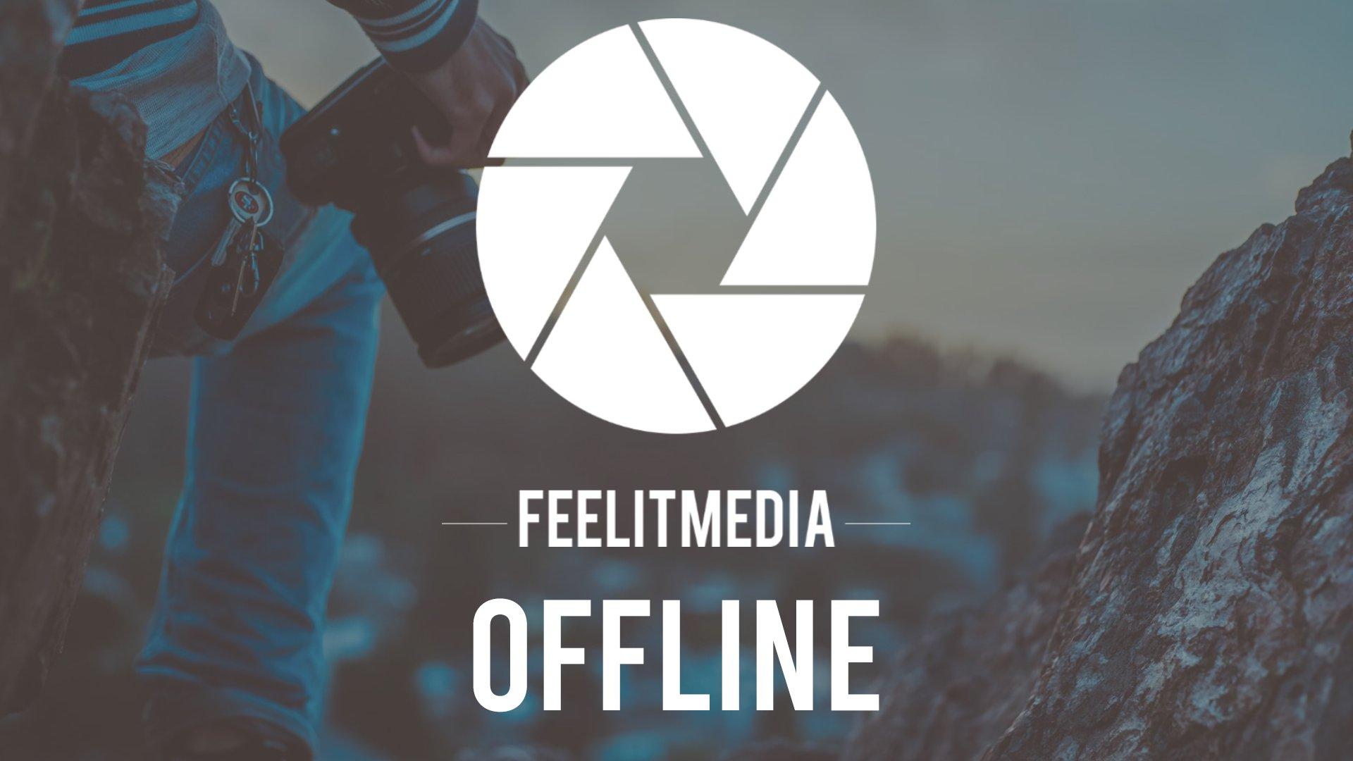 Twitch stream of feelitmedia