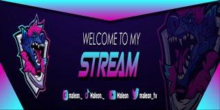 Profile banner for maleon_tv