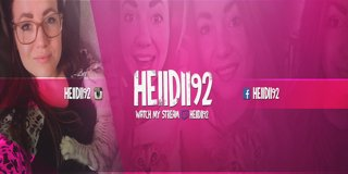 Profile banner for heiidii92